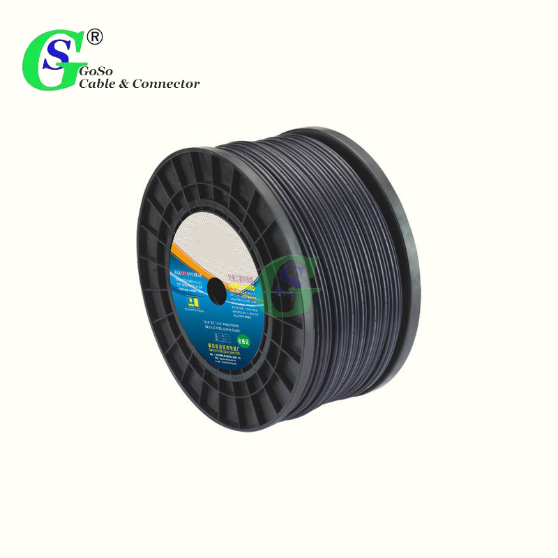1 Meter Copper Wire For DIY 3 RCA RGB Interconnect Audio TV Cable FD-366A