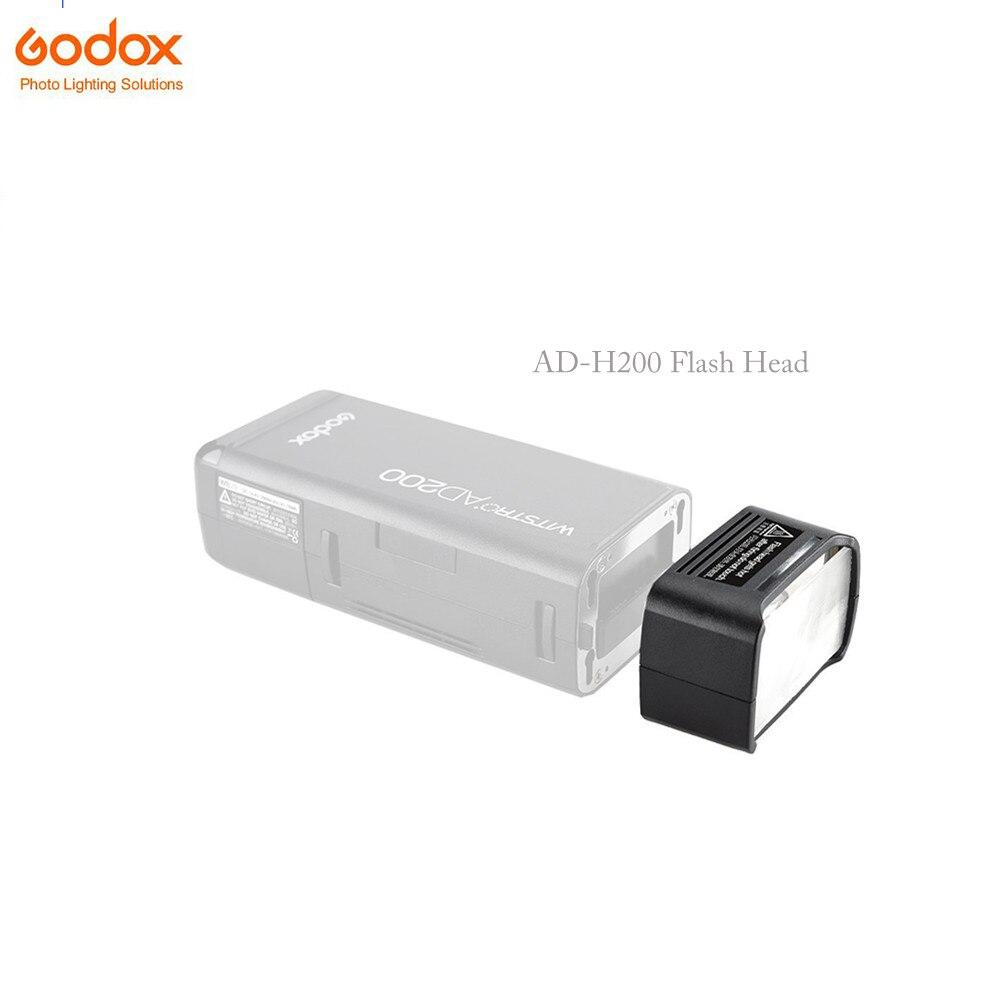 GODOX H200 Speedlite Flash Head for Godox AD200 proel h200
