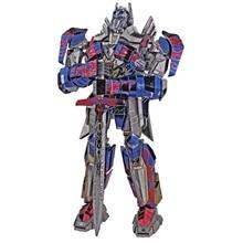 Модель MMZ MU, 3D металлический пазл, последний рыцарь, автомобиль, роботы, подвижная модель «сделай сам», 3d лазерная вырезка, сборная головоломка, игрушки, подарок для взрослых