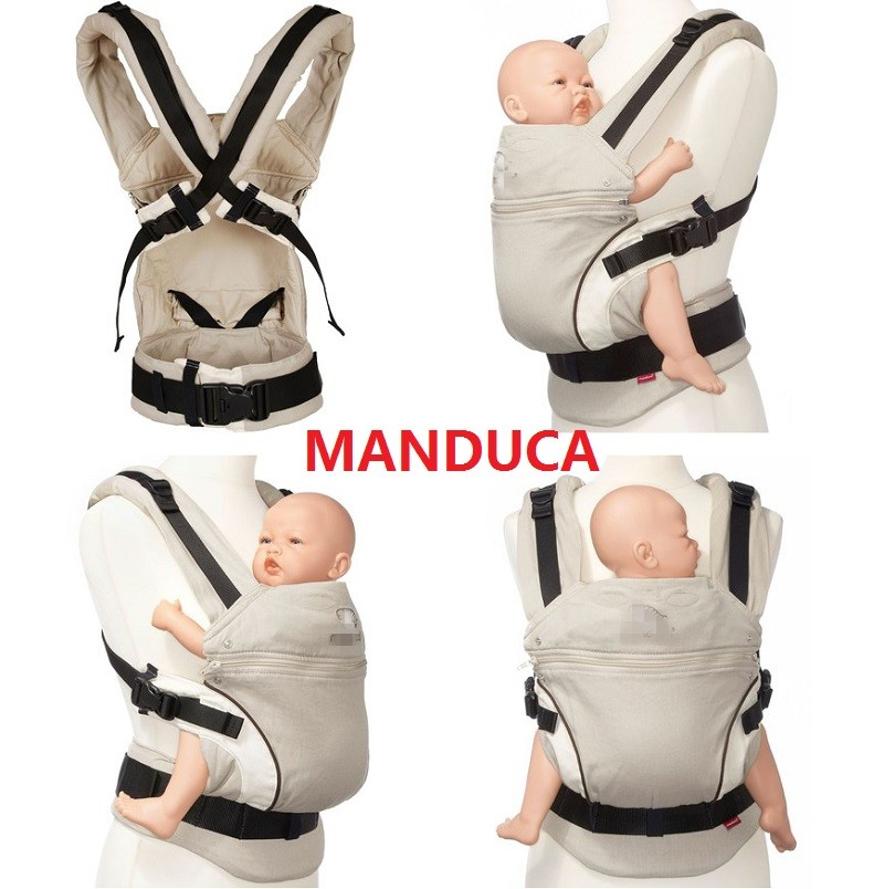 NEW Baby carrier manduca ergonomic baby carrier Multifunctional organic cotton