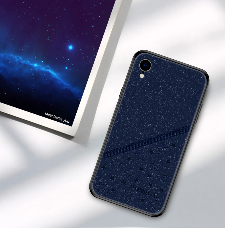 For iPhone XR 6 1 39 39 Case PINWUYO Full Protection Back Cover For iPhone XR Anti knock Phone Cases in Fitted Cases from Cellphones amp Telecommunications