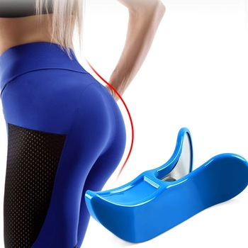 Ivim gym Pelvic Floor Sexy Inner Thigh Exerciser hip trainer gym  Home Equipment Fitness  Correction Buttocks Device workout 1