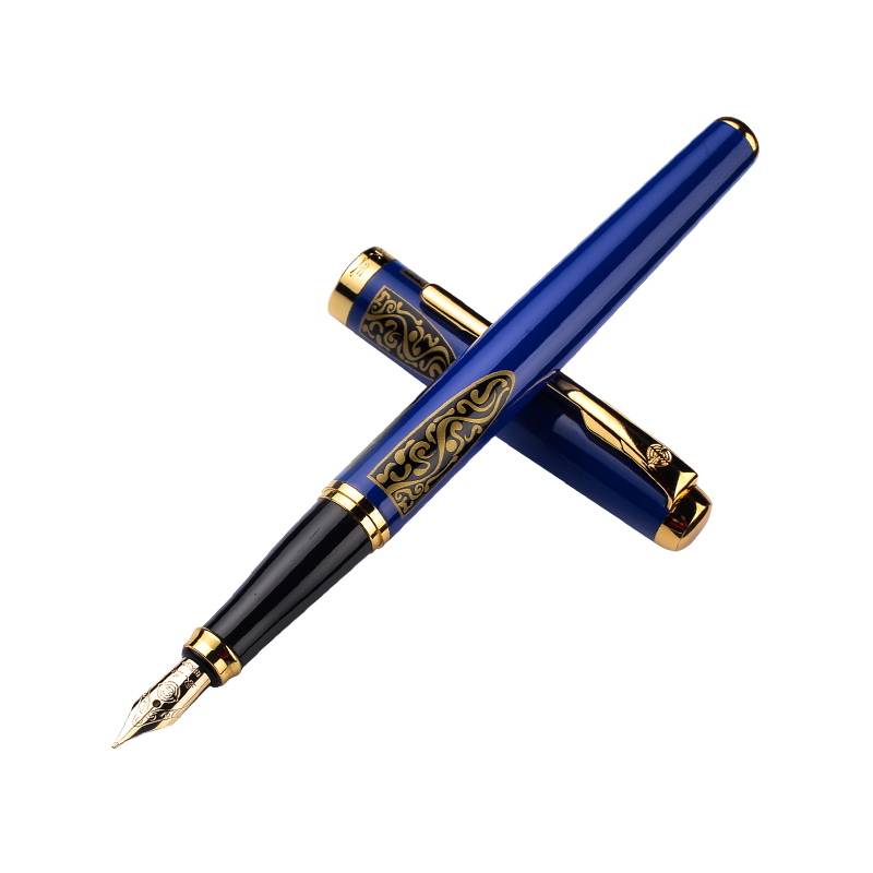 Exquisite Iraurita Fountain Pen Full Metal Golden Clip Luxury Pens Wingsung 552 Caneta Gift Stationery Office School Supplies цена