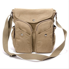 Travel bag Men's Crossbody Bag shoulder bag canvas men messenger bag