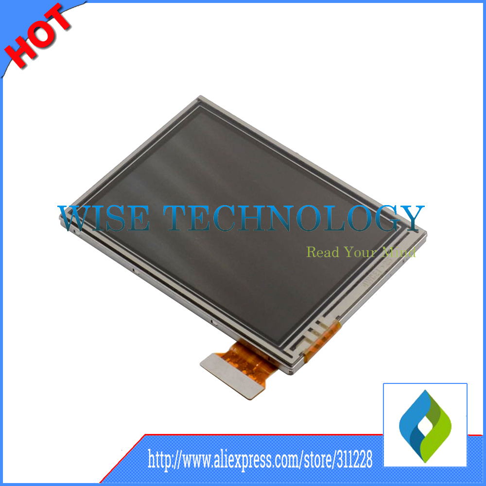 Для Мёд хорошо Дельфин 6500 ЖК-дисплей экран панели с сенсорный экран, сканер штрих-кода ЖК-дисплей