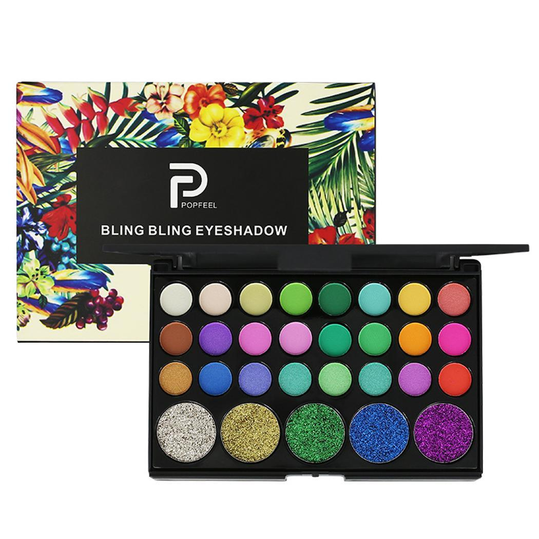 New Arrival Charming Eyeshadow 29 Colors Palette