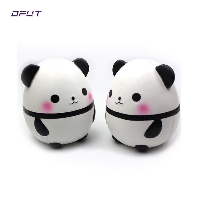 Squishy Panda Big Size Cute Squeeze Toy Funny Creativity Squeeze Abreact Stress Reliever Joking Decompression Toys For Children