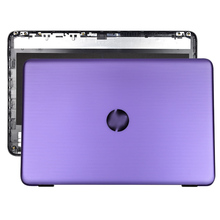 Genuine New Laptop case For HP 17-X 17-Y 17X 17Y LCD Back Cover 46008C1V0003 908288-001 display Purple