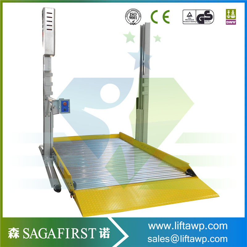 Hydraulic Electric Two Post Car Lift With CE