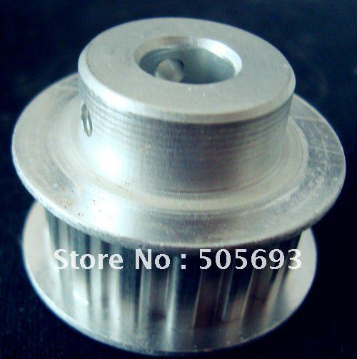 STS/STPD S3M Aluminum Timing Belt Pulley with double flanges and hub control high speed double flanges 100teeth at10 timing belt aluminum pulley wheel gear cheap price