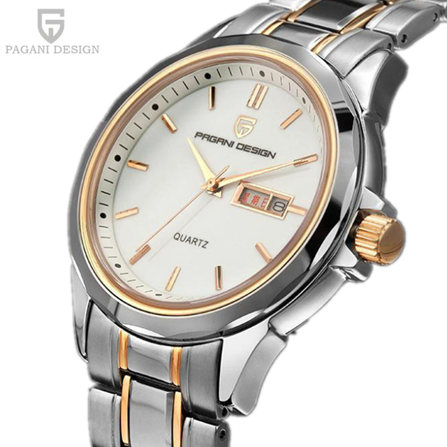 Watches Men Luxury Brand PAGANI DESIGN Multifunction Quartz Watch Men Couple Dive Military Wristwatch Women Relogio Feminino