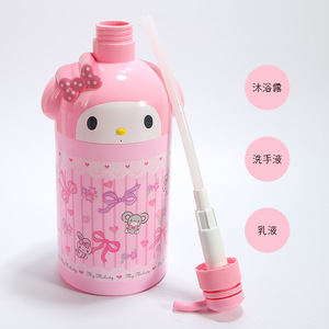 Image 3 - פלסטיק קישוטי דקורטיבי ילדי צעצועי מקלחת ג ל בקבוק הביקבוק בקבוק sanitizer יד בקבוק WJ01