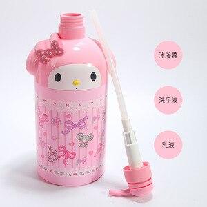 Image 3 - Plastic ornaments decorative children toys Shower gel bottle bottling bottle hand sanitizer bottle WJ01