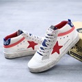 High Top Classic White Canvas Shoes Vulcanize New Brand Fashion Women Casual Shoes Platform Lace Up Breathable Footwear D321