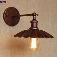 Loft Industrial Wall Light Fixtures Antique Rustic Edison Retro Vintage Wall Lamp Sconce Wandlamp Lamparas De Pared
