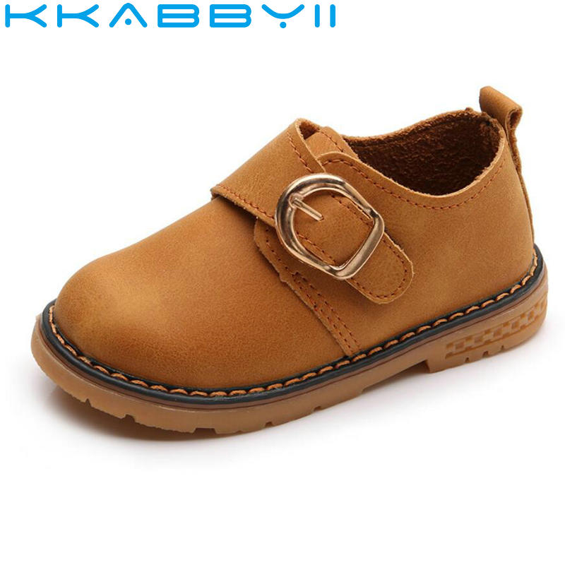 Girls Sneaker Childrens Shoes Spring Boy Soft Bottom Comfortable British Style Single Shoes Flat Chaussure Enfant