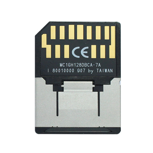 Image 1 - 50PCS 1G MMC Card Multi Media Card 13pin MultiMedia Card RS MMC Card Mobile