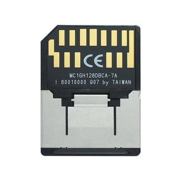50PCS 1G MMC Card Multi Media Card 13pin MultiMedia Card RS-MMC Card Mobile