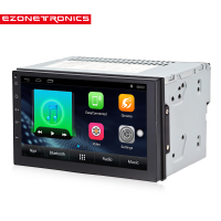 EZONETRONICS Android 4 4 Car GPS Navigation 2DIN Car Stereo Radio Car GPS Bluetooth USB SD
