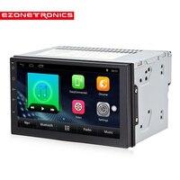 EZONETRONICS Android 4 4 Car GPS Navigation 2DIN Car Stereo Radio Car GPS Bluetooth USB SD