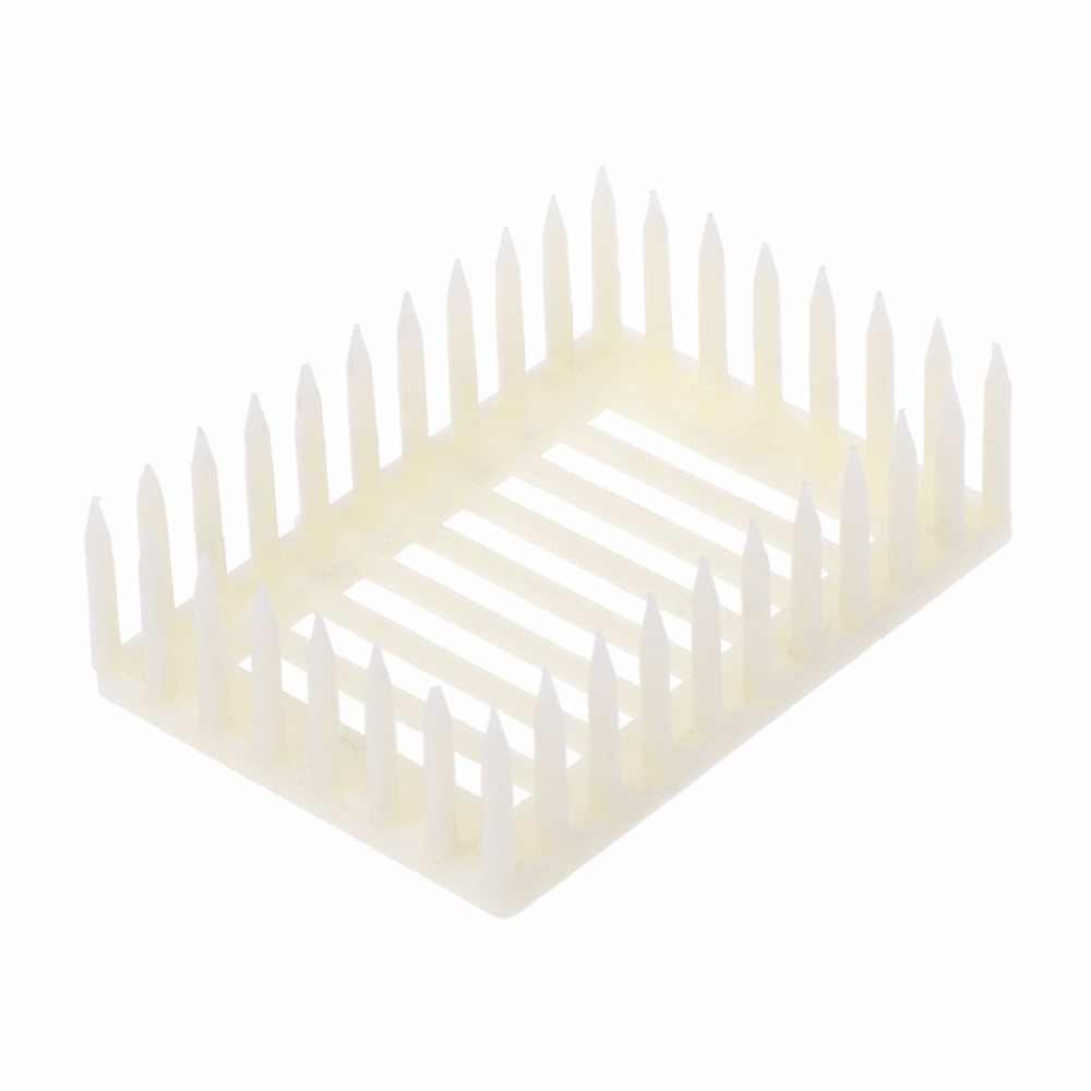 Plastik Lebah Ratu Penanda Kandang Klip Lebah Penangkap Peternak Lebah Perlebahan Peralatan Apiculture Perlebahan Persediaan C42