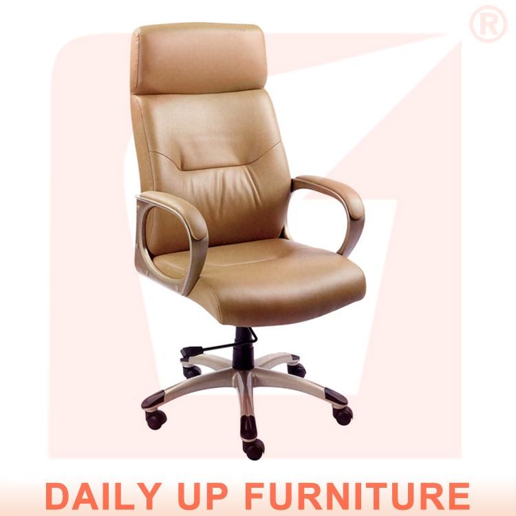 Luxe Leren Bureaustoel.Lederen Bureaustoel Manager Luxe Revolving Stoel Executive Leider