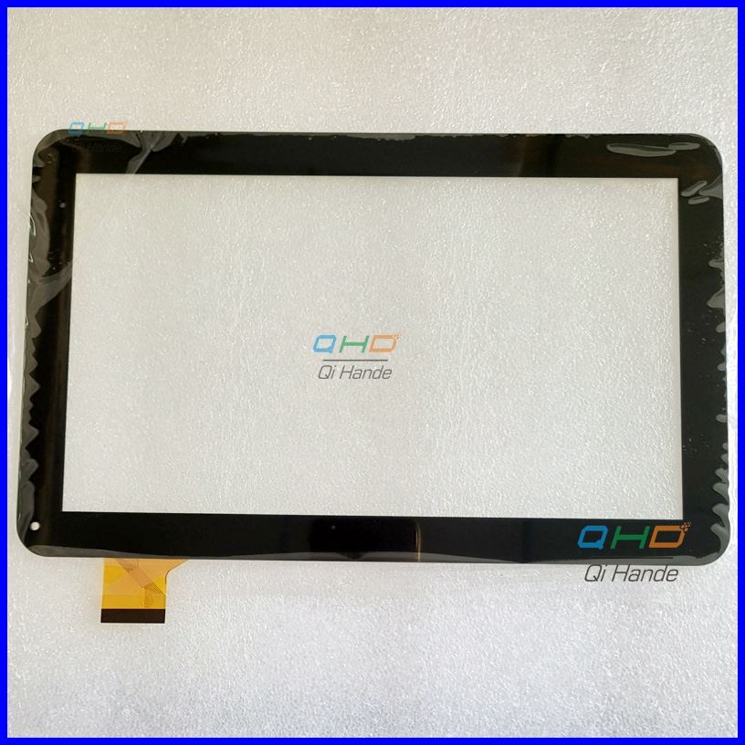 Black New Touch Screen For 10.1 Inch Irbis TX12 8gb 3G Tablet Touch Panel Digitizer Sensor replacement Free Shipping 7 inch black touch screen for irbis tx76 tablet glasss sensor replacement