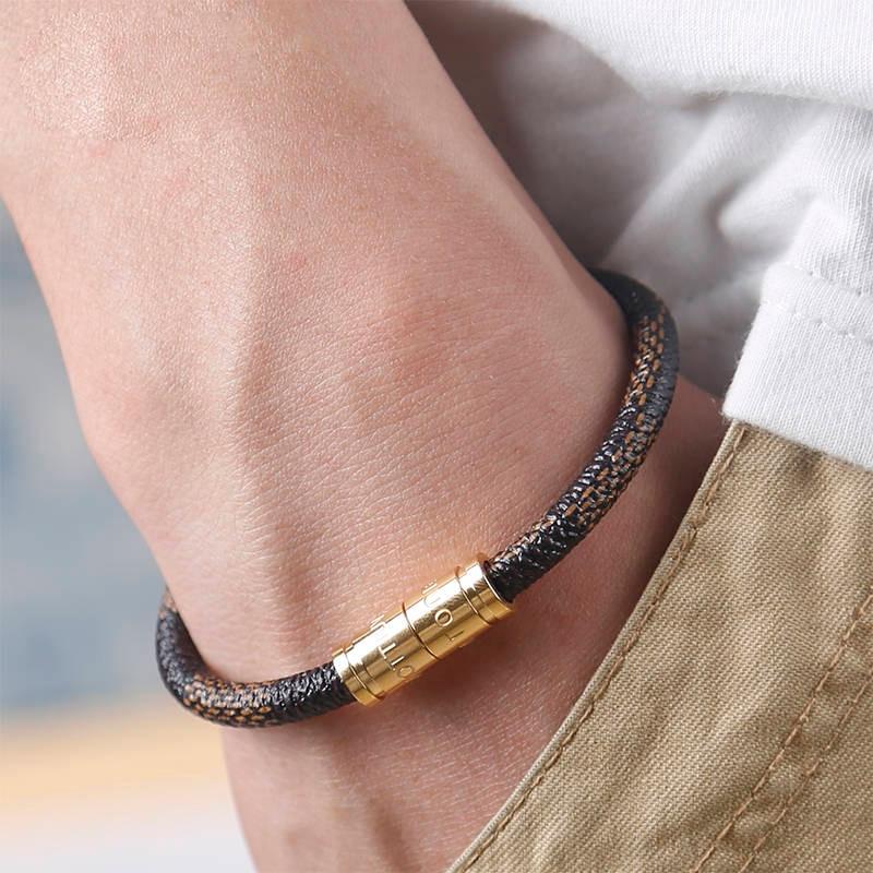 HTB1Lb1.PVXXXXXuXVXXq6xXFXXXc  VEROMCA Leather-based Bracelet Stainless Metal Bracelets Males Jewellery Excessive High quality Charms Bracelets jewellery Magnetic Bracelet HTB1zXTXFXmWBuNjSspdq6zugXXaH