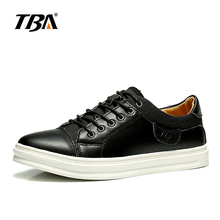 TBA High Quality Wear-resistant Non- Slip Lace Up Men's Loafers Shoes 2016 Popular and Famous Brand Men's Leisure Shoes 5982