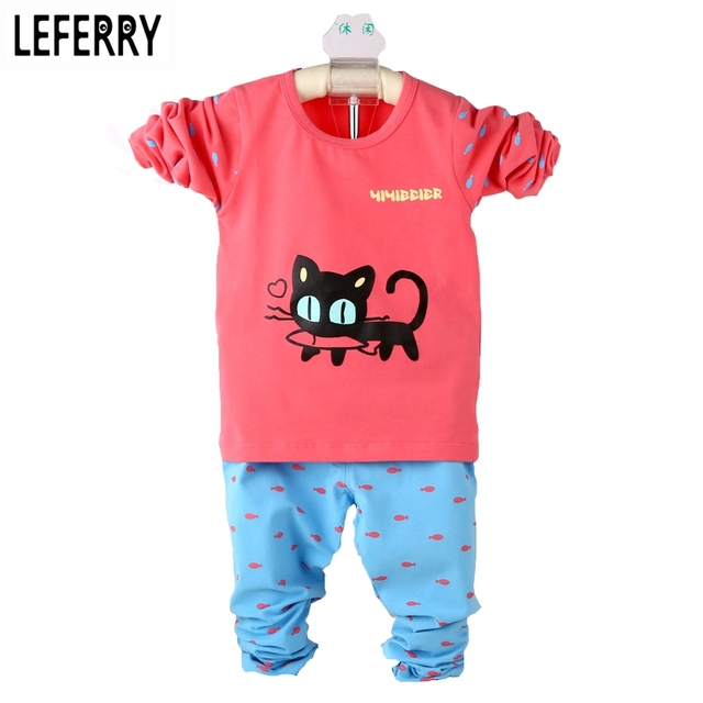 Long Sleeve Baby Boy Clothing Set Children Kids Clothes Sets Toddler Boys Clothing Outfits Cotton Baby Girl Underwear set