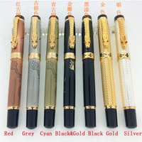 Jinhao Ancient Chinese Oriental Dragon Ballpoint Pen with Original Box Free Shipping