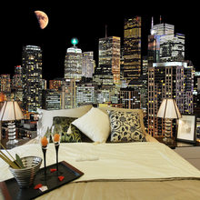 wallpaper city room promotion shop for promotional wallpaper cityhigh quality wall painting custom 3d photo wallpaper for living room tv background mural wallpaper for bedroom walls city night