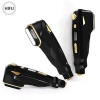 Мини HIFU Multi Функция ультразвуковой аппарат для ухода за кожей красота для лица инструмент омоложения лица против старения/морщин