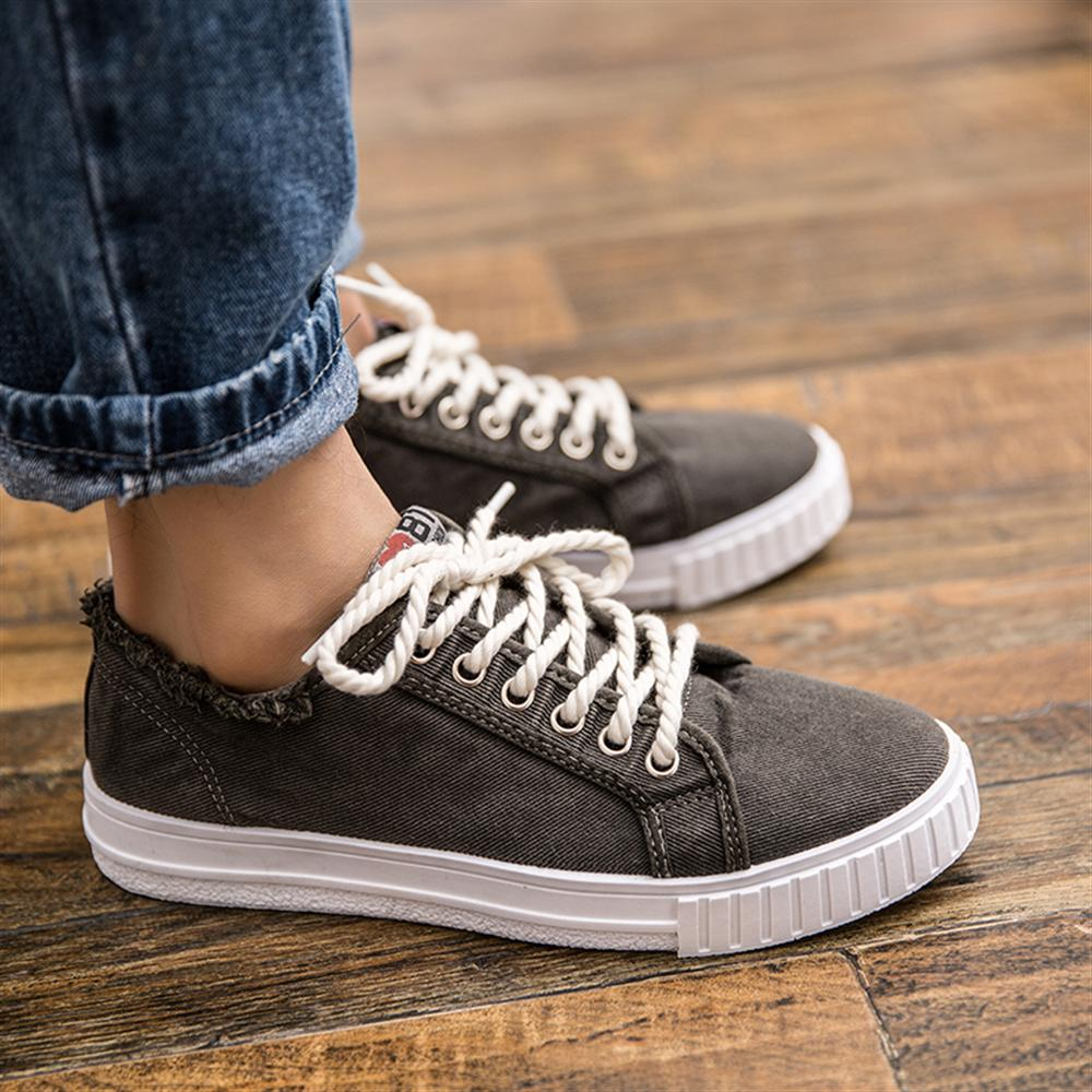 2018 NEW Brand Men Casual Shoes Rubber Breathable Spring and autumn Male Sneakers Canvas Shoes Autumn Lace Up Flats Drop mycolen new 2018 spring autumn breathable black canvas shoes men flats lace up fashion mens casual shoes brand sneaker