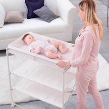 New Multifunctional children's cradle stitching Bunk bed Diaper bed Kids bed  baby dining Bed
