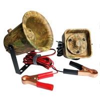 Bird Caller Hunting Duck Crow Decoys Bird Sound Trap 2pcs 50W speaker Anti dust Mp3 Player Hunting Device