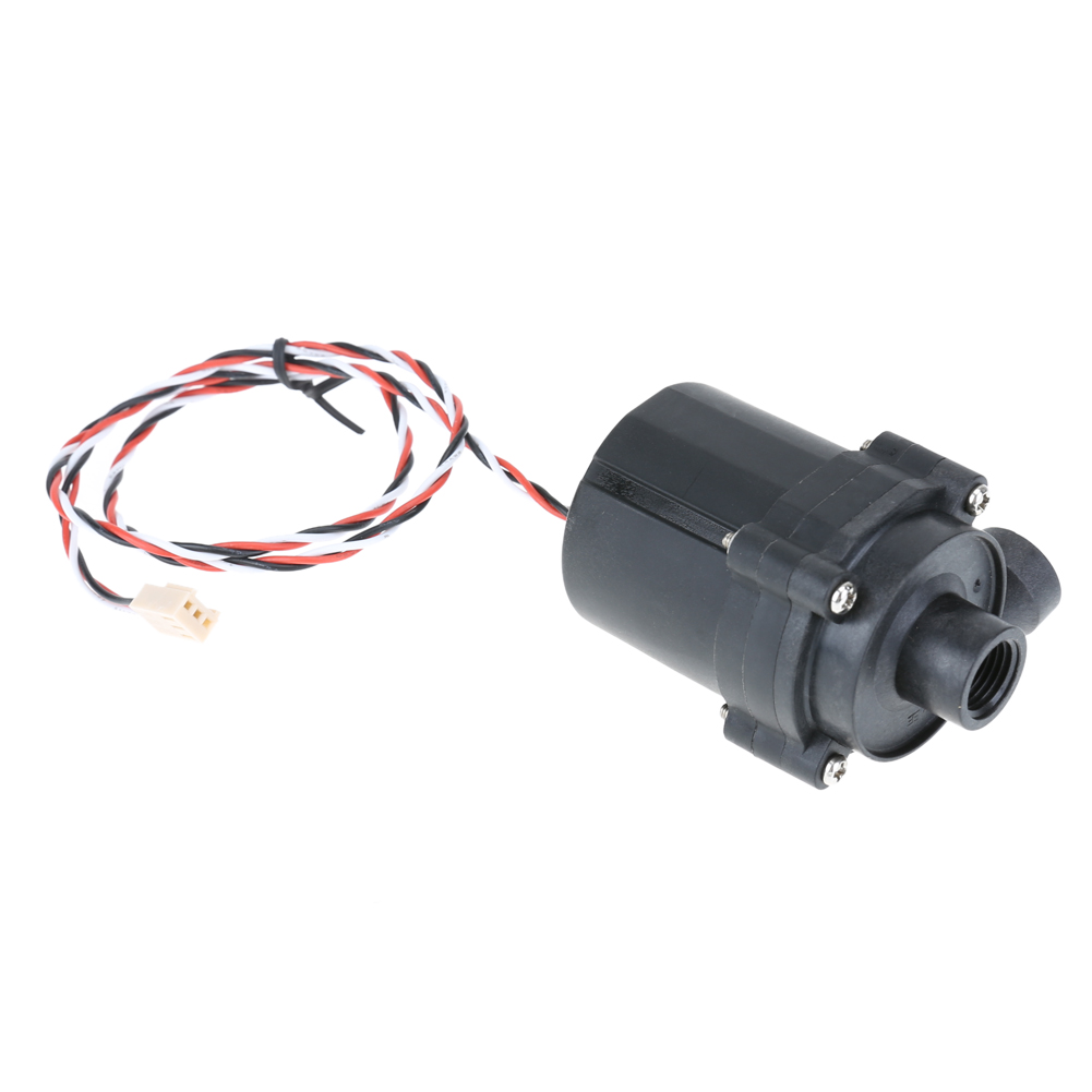 DC 12V Water Pump Part for PC Water Cooling System with Ceramic Bearing Computer Components Cooling Cooler Water Pump  цена и фото