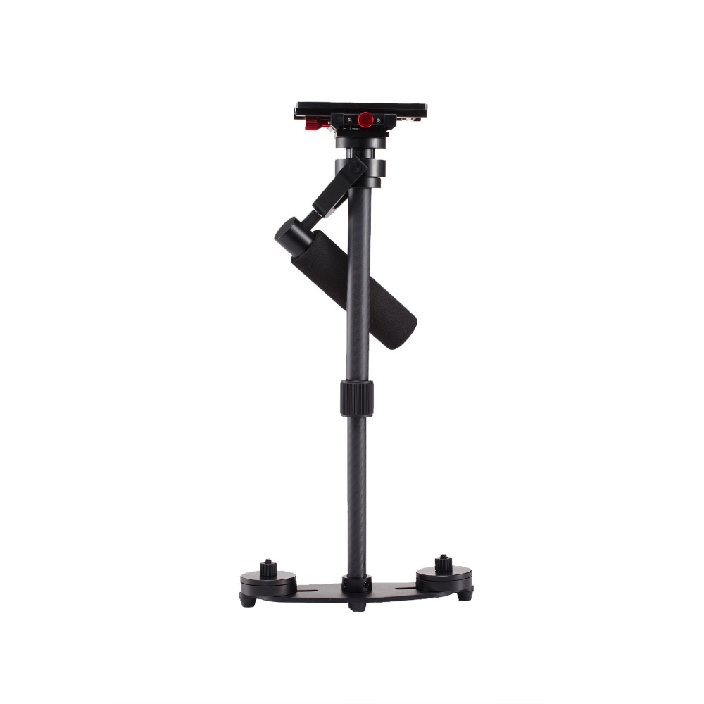 Selens PRO Handheld Support steadycam steadicam Camera Video Handy Stabilizer with Carrying Bag selens pro 100x100mm 12nd square medium
