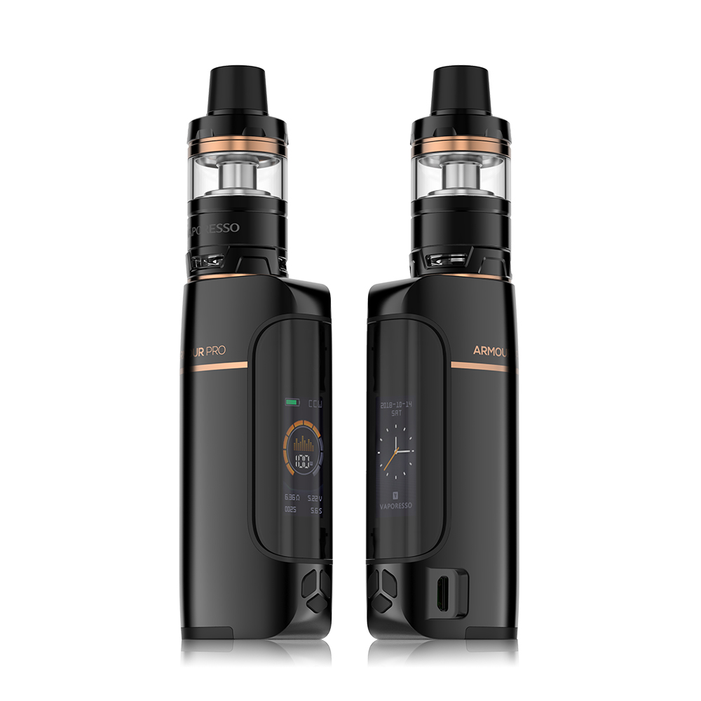 Original Vaporesso Armour Pro 100w Tc Kit With 5ml/2ml Cascade Baby Tank & 0.96 Inch Colorful Display E-cig Vape Kit No Battery #2
