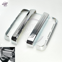 Chrome Motorcycle Engine Frame Side Cover Case For Honda Gold Wing GL1800 F6B Trike 2001 2016
