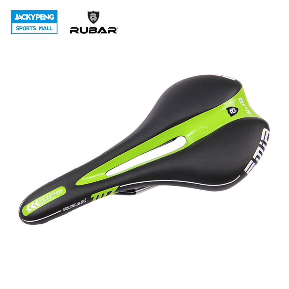 ФОТО RUBAR Saddle Road Bike Cycle Seat Mountain Bicycle Saddle Bicycle Parts Cycling Mat Comfortable Seat