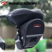ROBESBON 2017 Waterproof Mountain Road Bicycle Bike Bag Bycicle Bag Cycling Rear Seat Seatpost Saddle Bag Accesorios Bicicleta