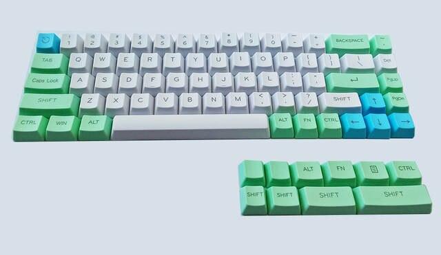 Xd64 Keycaps