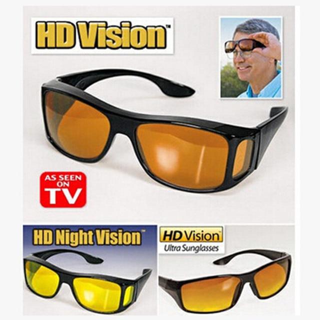 Car Sunglasses HD Sunglasses Night Vision Goggles Multi-function Night Driving Glasses Men UV Protection Male Retro Sunglasses