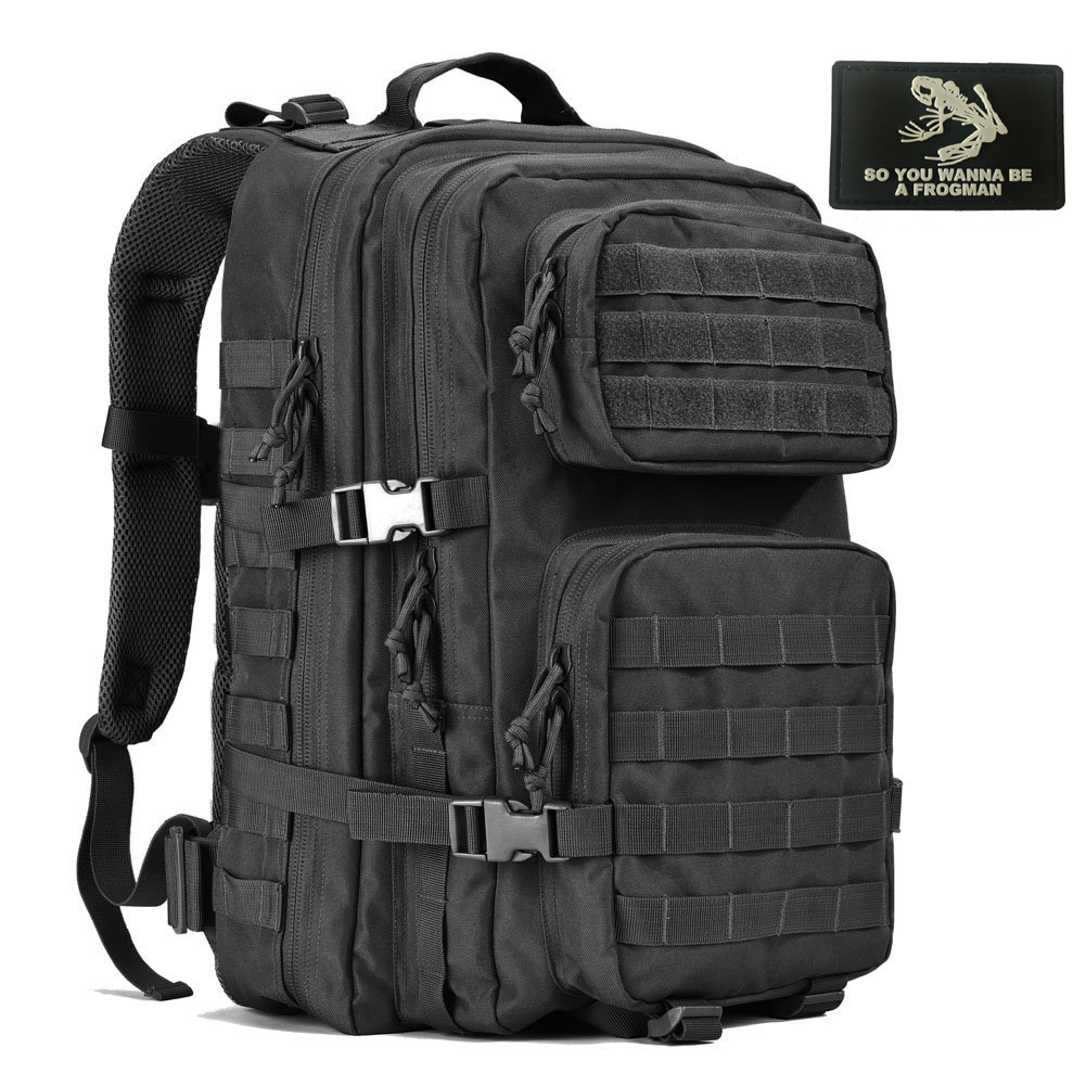 Military Tactical Backpack Large Army 3 Day Assault Pack Molle Bug Out Bag Backpack Rucksacks for Outdoor Hunting Hiking Camping military tactical outdoor camping backpack army 3 day assault sports 3p waterproof molle bug out backpack rucksack hiking