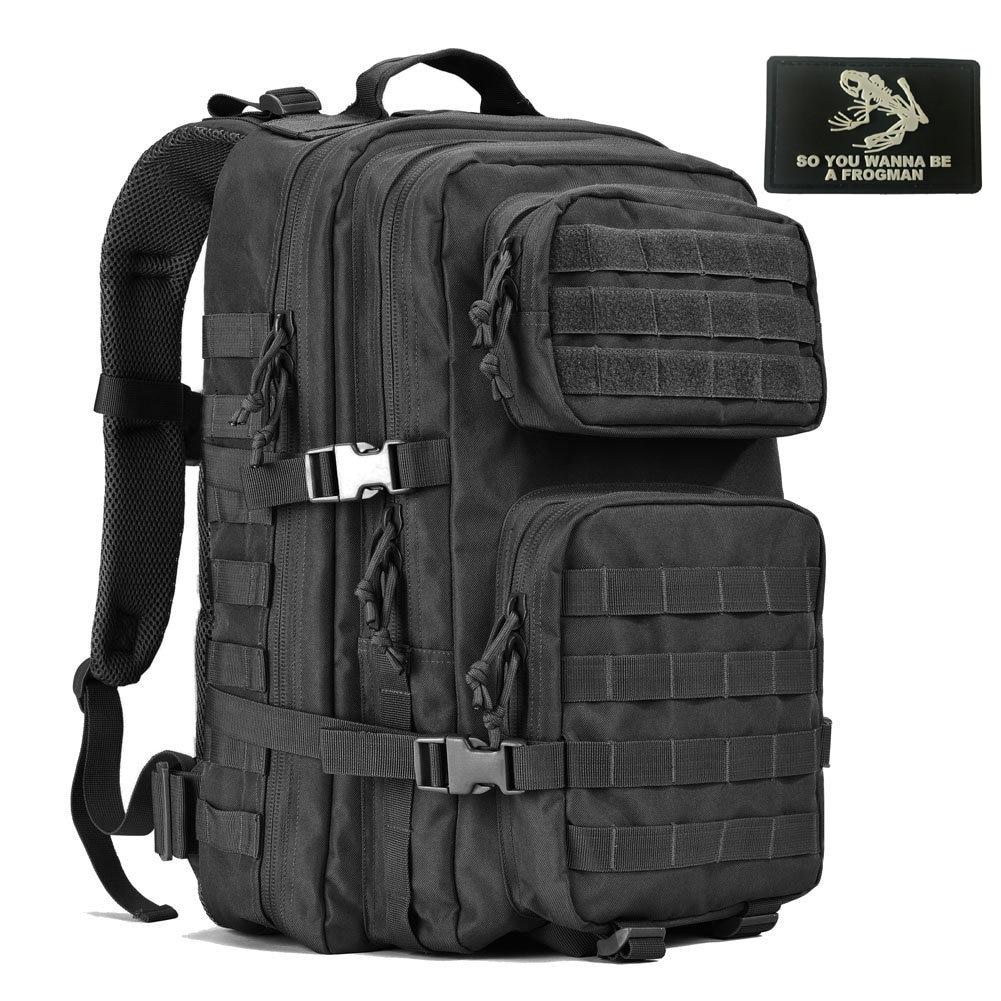 Sac à dos tactique militaire grande armée 3 jours assaut Pack Molle Bug Out sac à dos sacs à dos pour la chasse en plein air randonnée Camping