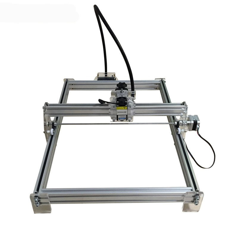 5500mw DIY USB Laser Engraver Laser machine Marking Machine Plotter 30*40cm Accuracy: 0.1MM 12V