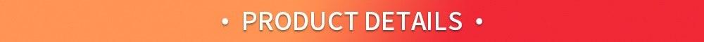 1.PRODUCT DETAILS