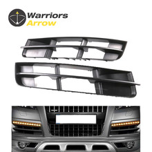 4L0807681B 4L0807682B For Audi Q7 4L 2010 2011 2012 2013 2014 2015 Left or Right Front Bumper Turn Signal Lower Grill Grille