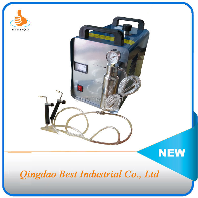 Orderly 2018 Hot Sale Free Shipment Hho Hydrogen Genertor Machine Bt-600dfp 600w Supporting 2 Flame Torches Meantime At Low Price Discounts Price Spot Welders